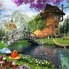 2000 Pieces Mini Jigsaw Puzzle - Old Shoe Hause by Dominic Davison