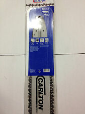 "Carlton Bar and chain combo suits Husqvarna chainsaw 18"" .325 72d/l 058"