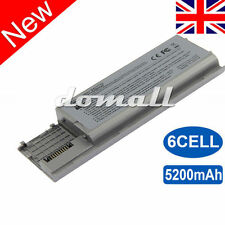 5200mAh Battery for Dell Latitude D620 D630 Precision M2300 PC764 UK