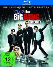 The Big Bang Theory Season/Staffel 4 * Blu-ray Box * NEU OVP