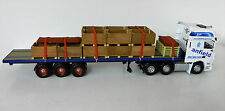 """1:50 Scale Handcrafted Timber Potato Crates + Free Tarp, Code3, Diorama """"New"""""""