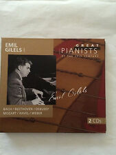 Great Pianists of the 20th Century-Emil Gilels 1