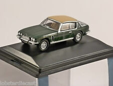 JENSEN INTERCEPTOR in Oakland Green 1/76 scale model OXFORD DIECAST