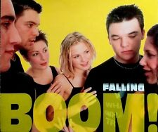 Boom! - Falling (enhanced CD 2000) with video & mixes