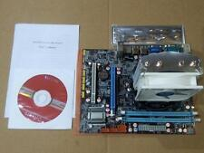 GAME-BUNDLE: intel P55 Mainboard + i5-750 (4x, 3.20 GHz max.) + 8GB + Cooler
