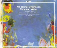 ██ ORATORIUM ║ Atli Heimir Sveinsson (*1938) ║ TIME AND WATER ║ 2CD