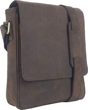 UNICORN LONDON Real Leather Bag for iPad, Kindle, or Tablets Holder - Brown #6F