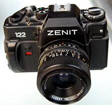 Zenit 122  35mm Spiegelreflexkamera no.3223