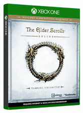 THE ELDER SCROLLS ONLINE TAMRIEL UNLIMITED Xbox one NEW BLACK FRIDAY SPECIAL