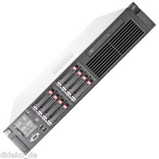 HP ProLiant DL380 G7 2x HexaCore Xeon X5670 24x 2,93 GHz 72 GB RAM 4x 300 GB HDD