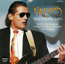 FALCO : THE REMIX-ALBUM / CD - TOP-ZUSTAND