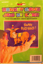 Pin / Stick the Tail on The Donkey Childrens Birthday Party Game