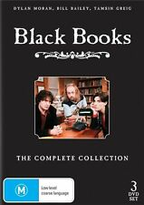 The Complete Black Books: The Collectors Edition DVDs NEW