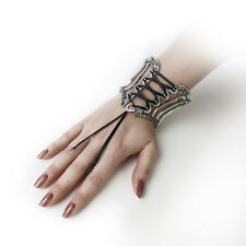 GENUINE Alchemy Gothic Bracelet - Tightlace Corset Bangle | Ladies Fashion