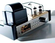 DARED DR-100 AMPLIFIER HYBRID A VALVES WITH TUNER AND PORT USB