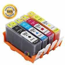 4 Pack Ink Cartridge For HP 564XL Black/Color PhotoSmart 7510 7520 7525 Printer