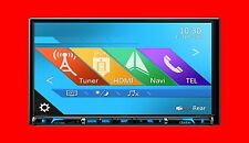 CLARION NX706E 2-DIN Navigation, USB, Bluetooth, Touch screen, 0% Financing