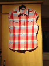 Oneill Ladies Blouse Shirt Size 10
