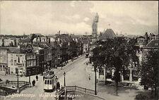 Den Haag 's-Gravenhage 1907 Tram Strassenbahn Wagenbrug en Wagenstr. Holland