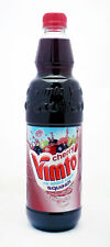 6 X VIMTO CORDIAL CHERRY 1LTR BOTTLE FRUIT SQUASH SUGAR FREE