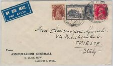 56616 - TRANSPORT: CARS  - INDIA -  POSTAL HISTORY: STAMP on COVER 1939