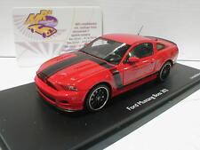 """TOPPREIS 08832 # Schuco Pro.R FORD Mustang 302 """" rot-schwarz """" 1:43  TOPPREIS"""