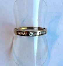 Ring mit Zirkonia  Gold 333 Gelbgold Gr.54 - 17,2 mm