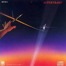 SUPERTRAMP FAMOUS LAST WORDS REMASTERED CD NEW