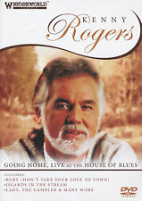 [NEW] DVD: KENNY ROGERS: GOING HOME