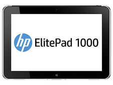 HP ElitePad 1000 G2 10.1in Tablet PC Brand New In Box 64GB Silver