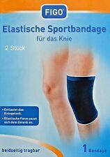 2 Stück Kniebandage Bandage Sportbandage Kniegelenkbandage Gr. XL
