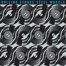 CD Album Rolling Stones Steel Wheels (Terrifying, Mixed Emotion) 80`s Sony