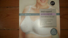 Marks & Spencer non wired total support bra 44DD