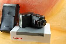 Canon Speedlite 380 EX für Digital- Kameras der Canon - EOS-Serie  klein-schnell