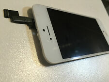 NEW ORIGINAL iPHONE 5S LCD TOUCH SCREEN DIGITIZER DISPLAY ASSEMBLY WHITE