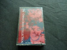 CHINA CRISIS THE VERY BEST OF ULTRA RARE NEW SEALED CASSETTE TAPE!