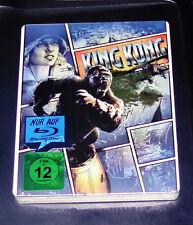 KING KONG STEELBOOK LIMITIERTE EDITION BLU RAY SCHNELLER VERSAND NEU & OVP