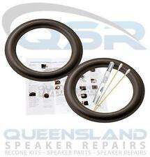 "10"" Foam Surround Repair Kit to suit Kenwood Speakers SW300 JL-830 (FS 226-192)"