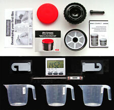 "ALL NEW   35MM   BLACK & WHITE  FILM  DEVELOPING KIT    ""GREAT VALUE"""
