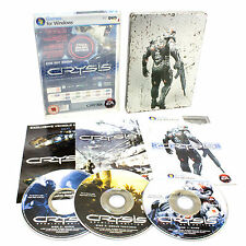 Crysis Special Steelbook Edition by Crytek, 2007, Sci-Fi / Futuristic, Shooter