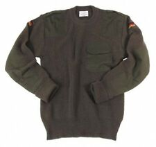 Bundeswehr BW German Army sweater Pullover sweater olive Size 54
