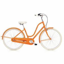 "Electra Amsterdam Original 3i Orange 3 Gang, Alu Hollandrad Retro Style 28"" Neu"