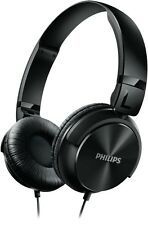 NEW Philips SHL3060BK On-Ear Headphones Black