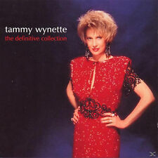 Tammy Wynette - The Definitive Collection - (CD)
