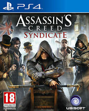 Assassin's Creed Syndicate PS4 PlayStation 4 NEW BLACK FRIDAY SPECIAL POST 2 PM
