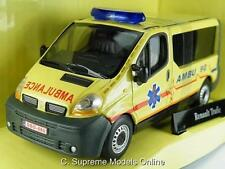 RENAULT TRAFIC AMBU 90 AMBULANCE MODEL VAN 1/43RD SCALE PACKAGED ISSUE K8967Q~#~