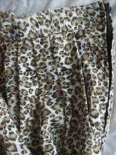 Animal Print Harem Pants Loose Trousers Leopard size 6 New
