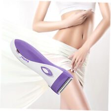 New Women Ladys Electric Rechargeable Hair Shaver Epilator Waterproof SN