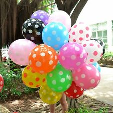 14Pcs x Multi-Colour Latex Helium Air Decoration Party Birthday Balloons 11 Inch