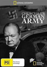National Geographic - Churchill's German Army (DVD, 2010)  BRAND NEW  .. R 4